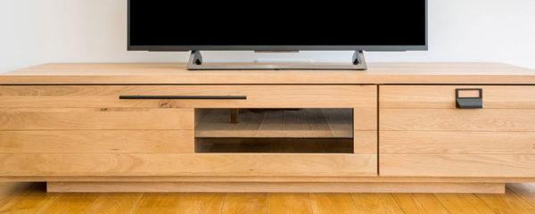 Un meuble TV