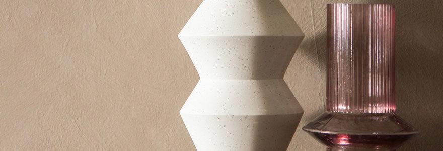 vase designer haut de gamme